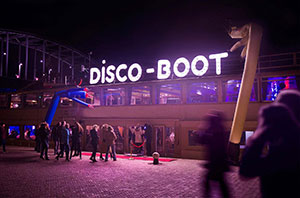 Discoboot